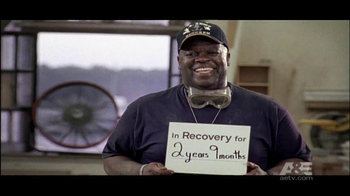 A&E The Recovery Project TV Spot