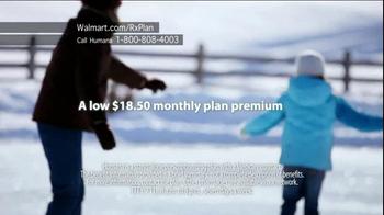 Humana Walmart-Preferred Rx Plan TV Spot, 'Snow' - Thumbnail 3