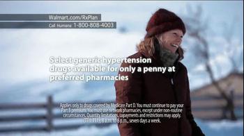 Humana Walmart-Preferred Rx Plan TV Spot, 'Snow' - Thumbnail 5