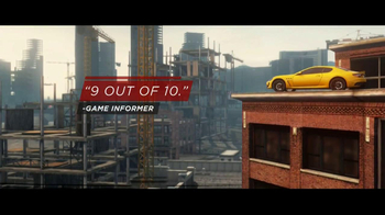 Need for Speed: Most Wanted TV Spot, 'Reviews' - Thumbnail 3