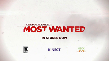 Need for Speed: Most Wanted TV Spot, 'Reviews' - Thumbnail 9