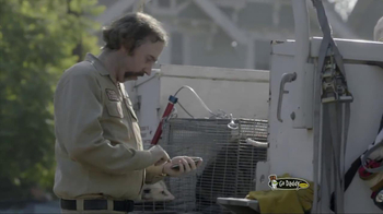 Go Daddy TV Spot, 'Exterminator: Silent' - Thumbnail 7
