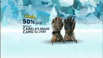 Cabela's Christmas Sale TV Spot, 'Slippers'  - Thumbnail 6