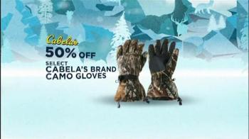 Cabela's Christmas Sale TV Spot, 'Slippers'  - Thumbnail 7