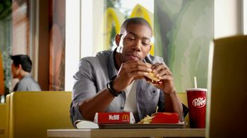 McDonald's McRib TV Spot, 'BBQ Bliss' - 162 commercial airings
