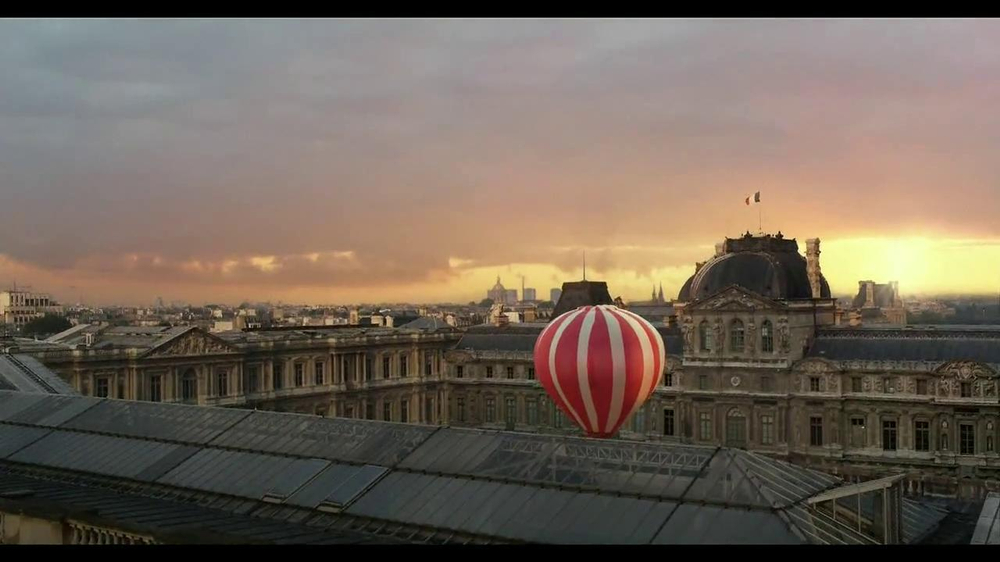 Louis Vuitton Tv Commercial Hot Air Baloon Song By John