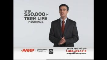 AARP Life Insurance Program TV Spot, 'Diner' - Thumbnail 5