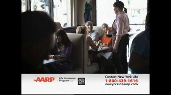 AARP Life Insurance Program TV Spot, 'Diner'