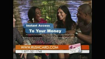 RushCard TV Spot Featuring Russell Simmons