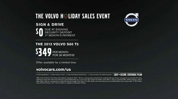 2013 Volvo S60 T5 TV Spot, 'True Luxury' - Thumbnail 8