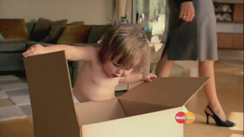 MasterCard TV Spot, \'Priceless: Box\'