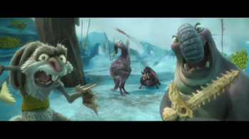 Ice Age: Continental Drift Home Entertainment TV Spot - Thumbnail 1