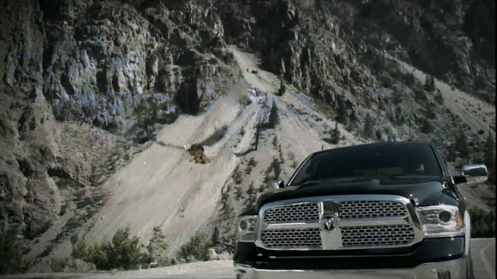 Dodge Ram 1500 TV Commercial, 'Balance of Power'