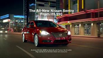 Nissan Sentra TV Spot, 'Reimagined: Best in Class'' - Thumbnail 9