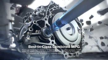 Nissan Sentra TV Spot, 'Reimagined: Best in Class'' - Thumbnail 3