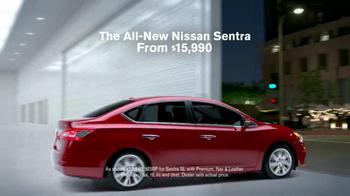 Nissan Sentra TV Spot, 'Reimagined: Best in Class'' - Thumbnail 8