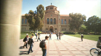 University of California, Los Angeles  TV Spot, 'Optimists'  - Thumbnail 9