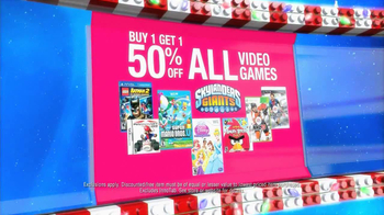 Toys R Us Update TV Spot, 'Highest Concentration of Toys' - Thumbnail 5
