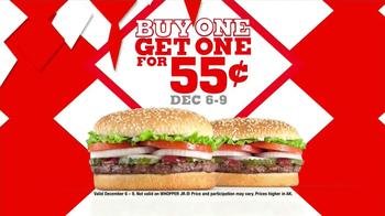 Burger King Whopper TV Spot, '55 Years' - Thumbnail 5