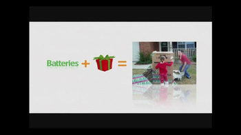 Batteries Plus TV Spot, 'Holiday Batteries'