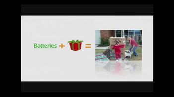 Batteries Plus TV Spot, 'Holiday Batteries'