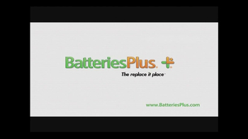 Batteries Plus TV Spot, 'Holiday Batteries' - Thumbnail 7