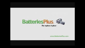 Batteries Plus TV Spot, 'Holiday Batteries' - Thumbnail 8