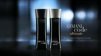 Giorgio Armani Code Cologne TV Spot  - Thumbnail 7