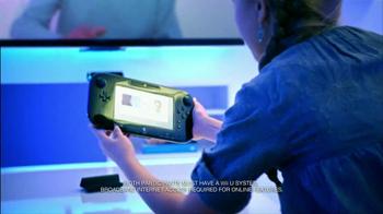 Nintendo Wii U TV Spot, 'Video Chat' - Thumbnail 2