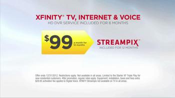 XFINITY Voice TV Spot, 'Coping Family: Pony Express' - Thumbnail 6
