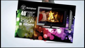 Target TV Spot, 'Westinghouse HDTV' - Thumbnail 8