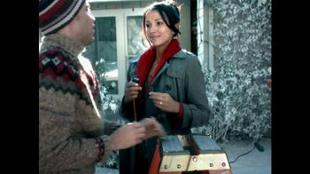 McDonald's Peppermint Mocha and Hot Chocolate TV Spot, 'Joy of Unwinding' - Thumbnail 1