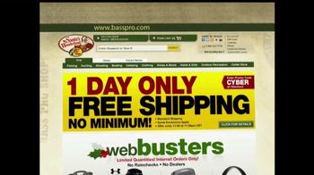 Bass Pro Shops Cyber Week TV Spot  - Thumbnail 9