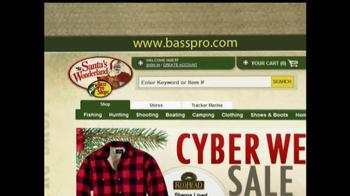 Bass Pro Shops Cyber Week TV Spot  - Thumbnail 2