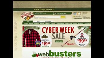 Bass Pro Shops Cyber Week TV Spot  - Thumbnail 3