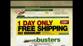 Bass Pro Shops Cyber Week TV Spot  - Thumbnail 7