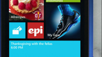 Windows Phone 8 TV Spot 'Meet Cam' Featuring Cam Newton  - Thumbnail 3