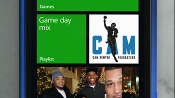 Windows Phone 8 TV Spot 'Meet Cam' Featuring Cam Newton  - Thumbnail 5