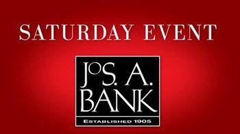 JoS. A. Bank Saturday Event TV Spot, 'Sportcoats, Dress Pants, Sportshirts'