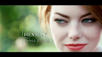 Revlon Colorburst Lip Butter TV Spot Featuring Emma Stone  - 302 commercial airings