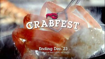 Red Lobster Crabfest TV Spot, 'Ends Soon'