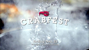 Red Lobster Crabfest TV Spot, 'Ends Soon' - Thumbnail 2
