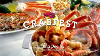 Red Lobster Crabfest TV Spot, 'Ends Soon' - Thumbnail 3