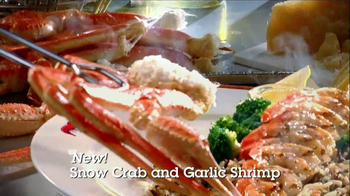 Red Lobster Crabfest TV Spot, 'Ends Soon' - Thumbnail 4