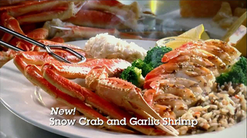 Red Lobster Crabfest TV Spot, 'Ends Soon' - Thumbnail 5