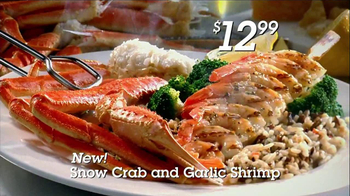 Red Lobster Crabfest TV Spot, 'Ends Soon' - Thumbnail 6