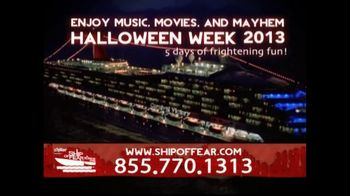 Chiller TV Ship of Fear TV Spot - 5 commercial airings