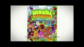 Moshi Monsters Magazine TV Spot, 'Subscribe Today' - Thumbnail 1