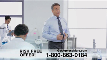Ageless Male TV Spot, 'Losing Your Edge?' - Thumbnail 9
