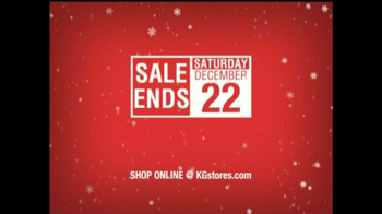 K&G Fashion Superstore Holiday Deals TV Spot, 'Buy 1 Get 3 Free' - Thumbnail 5